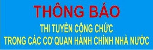 Thi tuyển công chức tỉnh Đắk Lắk năm 2016 (sửa đổi, bổ sung)
