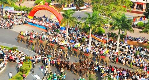 Thành lập Tiểu ban Nội dung Lễ hội cà phê Buôn Ma Thuột lần thứ VI và Liên hoan văn hóa Cồng chiêng Tây Nguyên