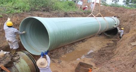 Điều chỉnh kế hoạch lựa chọn nhà thầu một số gói thầu thuộc dự án Cấp nước