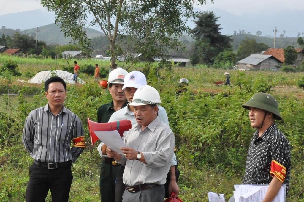 Bổ sung danh mục công trình DA và KH sử dụng đất 2016 của UBND huyện Ea Kar