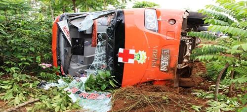 Tai nạn giao thông đường bộ Đắk Lắk tháng 10/2016 giảm về số vụ, số người chết so với tháng 9/2016