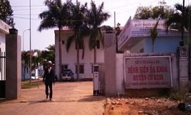 Xử phạt vi phạm hành chính Bệnh viện đa khoa huyện Cư Kuin