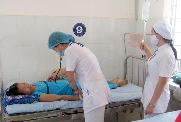 Xử phạt vi phạm hành chính Bệnh viện đa khoa huyện Ea H'leo