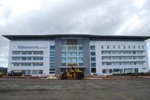 Đẩy nhanh tiến độ các dự án đầu tư xây dựng trên địa bàn tỉnh và công tác chỉnh trang đô thị trên địa bàn thành phố Buôn Ma Thuột.