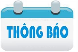 Thông báo thí sinh đủ điều kiện dự thi công chức tỉnh Đắk Lắk năm 2016