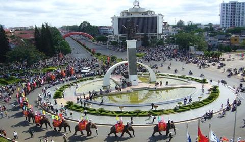 Phát triển du lịch thành phố Buôn Ma Thuột giai đoạn 2016- 2020 và tầm nhìn đến năm 2030