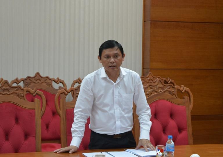 Họp xem xét, giải quyết một số đề xuất, kiến nghị của UBND thành phố Buôn Ma Thuột.