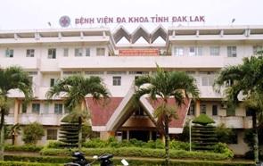Xử phạt vi phạm hành chính Bệnh viện đa khoa tỉnh Đắk Lắk