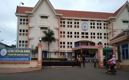 Xử phạt vi phạm hành chính Bệnh viện đa khoa thành phố Buôn Ma Thuột