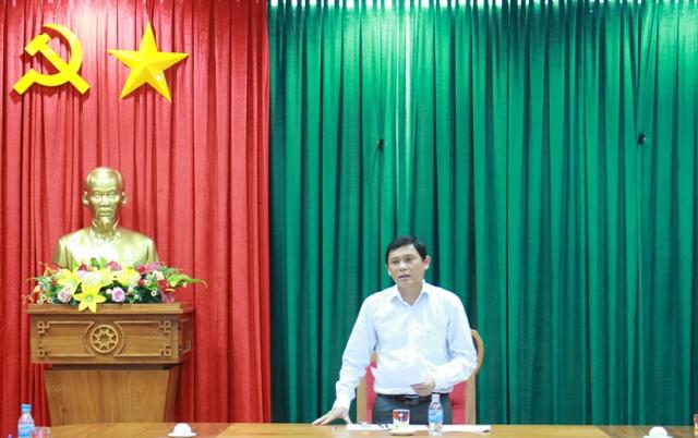 Họp đánh giá triển khai Tiểu dự án Buôn Ma Thuột – Dự án phát triển các thành phố loại 2 tại Quảng Nam, Hà Tĩnh và Đắk Lắk
