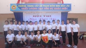 Phê duyệt Báo cáo kinh tế - kỹ thuật công trình Trường Trung cấp Sư phạm Mầm non Đắk Lắk hạng mục: Nhà lớp học mẫu giáo; lớp học Trung cấp