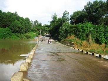 Phê duyệt Báo cáo xây dựng công trình nâng cấp đập Xâm Lăng, xã Băng Adrênh, huyện Krông Ana.