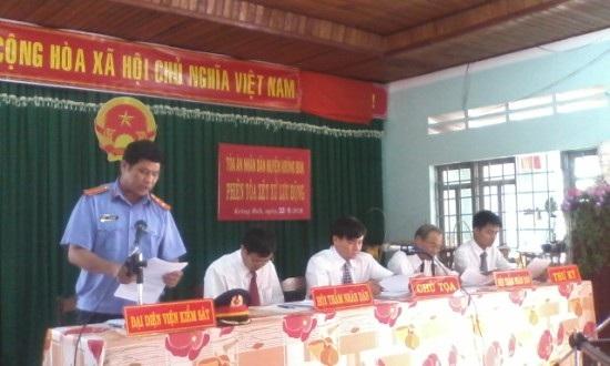 Kiểm tra, tham mưu văn bản của UBND tỉnh trả lời Tòa án nhân dân huyện Krông Búk