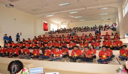 Trường Trung cấp Luật Buôn Ma Thuột tổ chức Hội thi rung chuông vàng  năm 2016