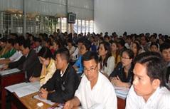 Ban hành Kế hoạch đào tạo, bồi dưỡng cán bộ, công chức, viên chức của tỉnh Đắk Lắk giai đoạn 2016-2020