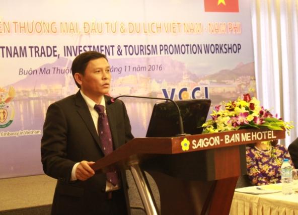 Hội thảo Xúc tiến Thương mại, Đầu tư và Du lịch Việt Nam – Nam Phi.
