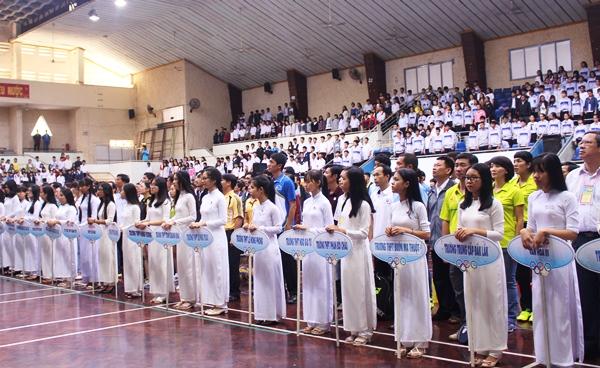 Khai mạc Hội thao truyền thống Ngành Giáo dục và Đào tạo tỉnh Đắk Lắk lần thứ 34 năm 2016