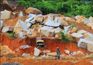 """Quyết định phê duyệt báo cáo đánh giá tác động môi trường và phương án cải tạo, phục hồi môi trường của dự án: """"Khai thác và chế biến đá làm vật liệu xây dựng tại thôn 22, xã Hòa Khánh, thành phố Buôn Ma Thuột""""."""