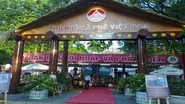 Thành lập Tiểu ban Tài chính và vận động tài trợ của Lễ hội cà phê Buôn Ma Thuột lần thứ VI và Liên hoan văn hóa Cồng chiêng Tây Nguyên