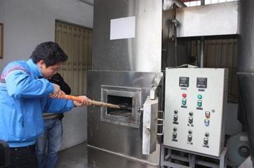 Phê duyệt lại giá mua sắm thiết bị Hệ thống xử lý chất thải rắn và hệ thống xử lý nước thải ngành y tế