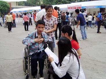 Triển khai Chương trình điều tra thống kê quốc gia điều tra người khuyết tật năm 2016.