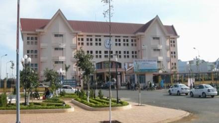 Giao đất cho Bệnh viện Lao và bệnh Phổi