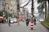 Di dời các trụ đèn tín hiệu, trụ điện nằm trong phạm vi mặt đường công trình Nâng cấp đường Giải Phóng, thành phố Buôn Ma Thuột, đoạn KM0+970,13 ÷ Km1+467,87.