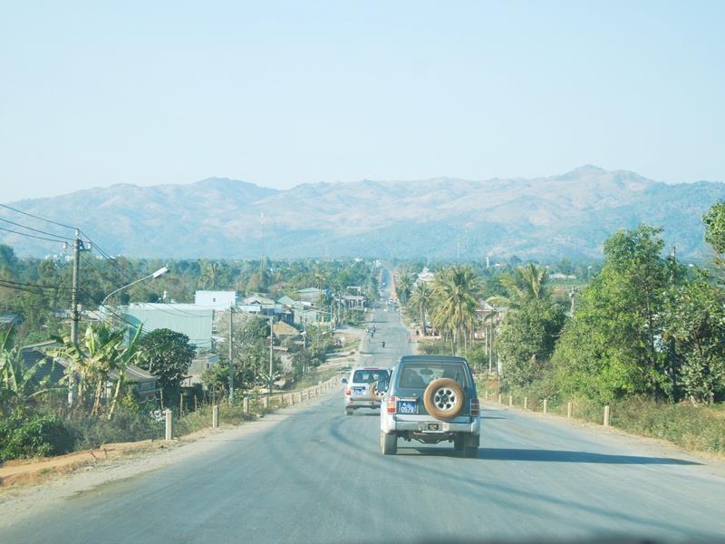 Quản lý tuyến đường tỉnh ĐT.695, huyện Ea H'leo