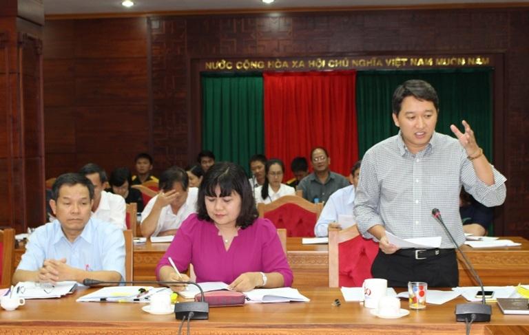 Tham dự các cuộc họp thành viên UBND tỉnh