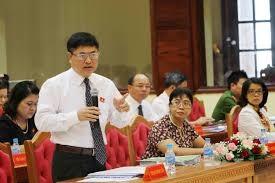 Báo cáo công tác PCTN và công tác giải quyết KNTC trình kỳ họp thứ ba HĐND tỉnh khóa IX