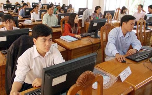 Triển khai tham mưu tuyển dụng vào công chức không qua thi tuyển