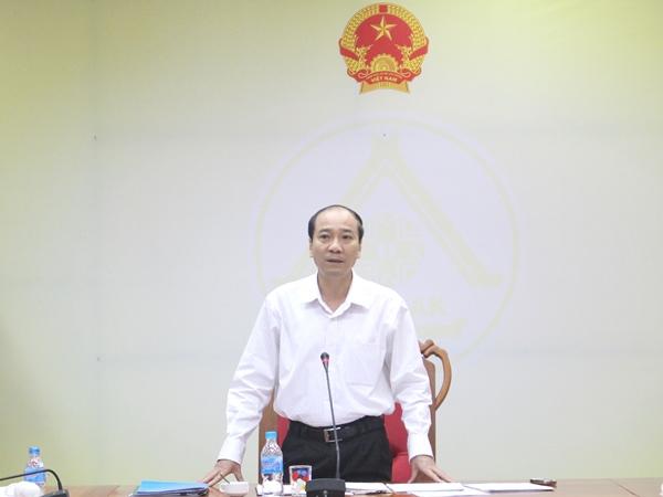 UBND tỉnh họp thông qua các nội dung trình Kỳ họp thứ 3, HĐND tỉnh khóa IX, nhiệm kỳ 2016-2021