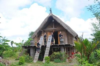 Hỗ trợ kinh phí triển khai thực hiện dự án: Quy hoạch khu tỷ lệ 1/2000 Khu du lịch sinh thái Ea Bông, huyện Cư Kuin