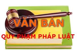 Tự kiểm tra và gửi văn bản QPPL liên quan đến lĩnh vực quản lý nhà nước của Ngân hàng Nhà nước Việt Nam.
