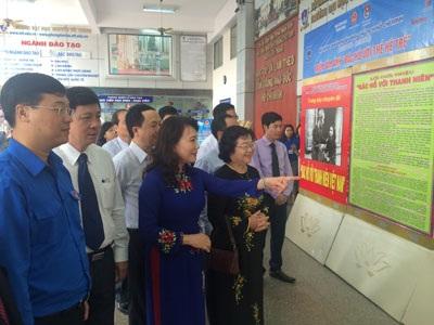 Triển khai thực hiện Kế hoạch số 18 –KH/TU  của Tỉnh uỷ về đẩy mạnh học tập và làm theo tư tưởng, đạo đức, phong cách Hồ Chí Minh