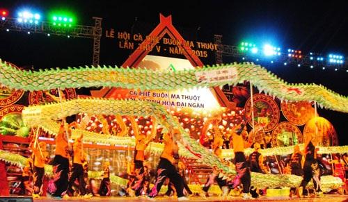 Thành lập Tiểu ban An ninh trật tự Lễ hội cà phê Buôn Ma Thuột lần thứ VI và Liên hoan văn hóa Cồng chiêng Tây Nguyên