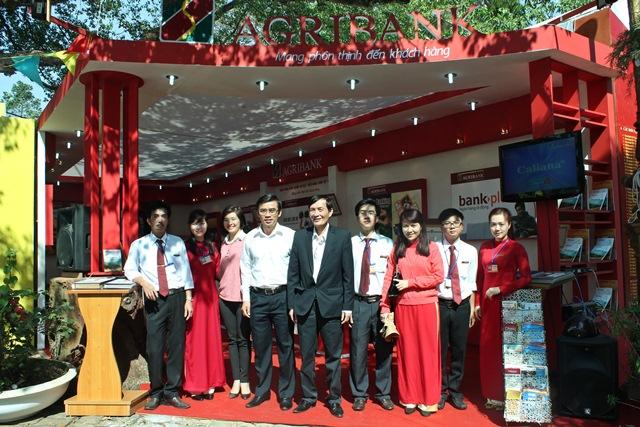 Agribank - nhà tài trợ Vàng, Lễ hội cà phê Buôn Ma Thuột, lần thứ VI, năm 2017.