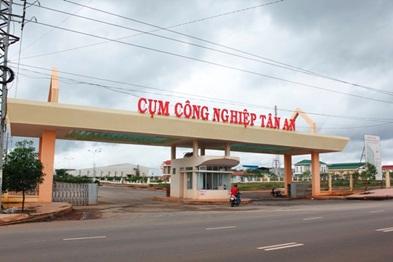 Thỏa thuận Đề án rà soát, điều chỉnh Quy hoạch tổng thể các điểm xây dựng phát triển cụm công nghiệp tỉnh Đắk Lắk đến năm 2020, định hướng đến năm 2025.