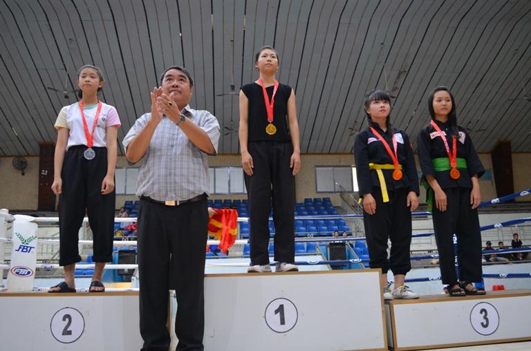 Bế mạc Giải vô địch Võ thuật cổ truyền tỉnh Đắk Lắk năm 2016.