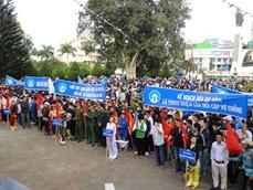 Kế hoạch tổ chức các hoạt động hưởng ứng kỷ niệm 55 năm công tác dân số, Tháng hành động quốc gia về Dân số và Ngày Dân số Việt Nam.