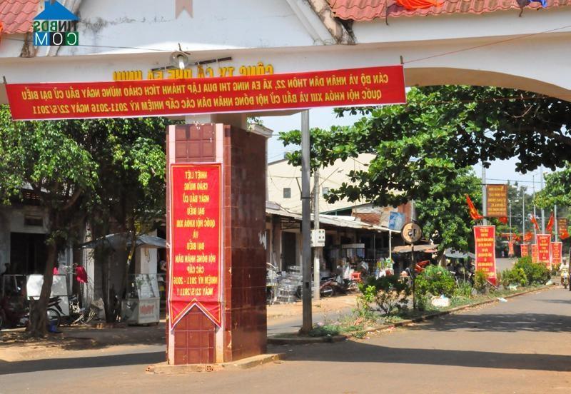 Giải quyết kiến nghị về hỗ trợ bồi thường giải phóng mặt bằng và tiền san ủi Khu trung tâm hành chính huyện Cư Kuin