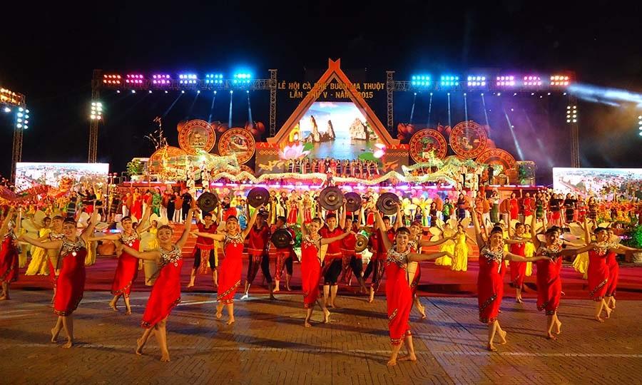 Công tác phối hợp thực hiện các nội dung của Lễ hội.