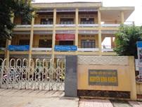 Quyết toán khoản chi ngân sách cho Trường Tiểu học dân lập Nguyễn Bỉnh Khiêm.