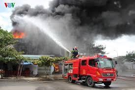 Quyết định giao 20.000m2 đất cho Cảnh sát Phòng cháy và chữa cháy