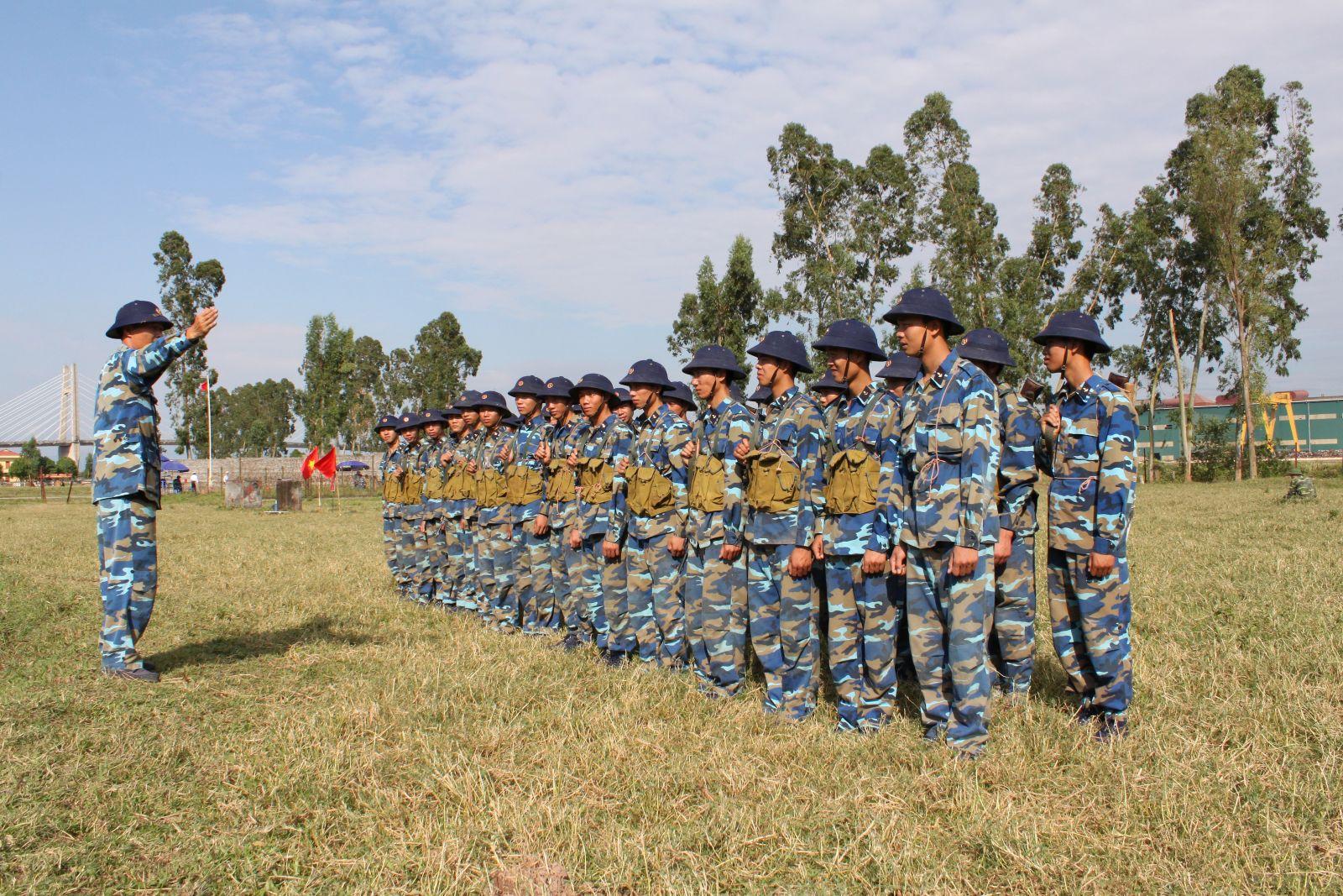 Thống nhất lập Quy hoạch chi tiết Thao trường huấn luyện tổng hợp của Ban Chỉ huy Quân sự thị xã Buôn Hồ