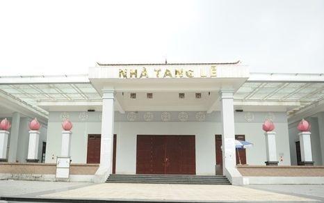Quyết định về việc điều chỉnh mức thu phục vụ tang lễ tại Nhà Tang lễ tỉnh tại khoản 1, Điều 1, Quyết định số 2351/QĐ-UBND ngày 04/9/2009 của Chủ tịch UBND tỉnh.