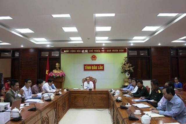 UBND tỉnh làm việc với Công ty Xuân Thiện – Tập đoàn Xuân Thành