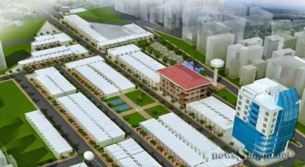 Phê duyệt Danh mục dự án kêu gọi đầu tư Khu đô thị phía Bắc đường vành đai phía Tây thành phố Buôn Ma Thuột