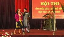 """Ban hành Quy chế chấm thi tác phẩm thi sân khấu """"Tìm hiểu các loại mô hình Hợp tác xã kiểu mới"""" của tỉnh Đắk Lắk năm 2016."""