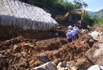 Thỏa thuận khu vực cấp phép khai thác đá granit ốp lát tại Buôn Ngô B, xã Hòa Phong, huyện Krông Bông của Công ty TNHH Quốc Duy.